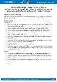 Hướng dẫn giải bài 1 trang 52 SGK Lịch sử 9