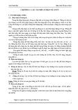 Giáo trình Tin học cơ bản - Lưu Xuân Quý