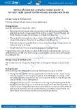Giải bài Sự phát triển lịch sử và nền văn hóa đa dạng của Ấn Độ SGK Lịch sử 10