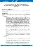 Giải bài Sự hình thành và phát triển các vương quốc chính ở Đông Nam Á SGK Lịch sử 10