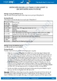 Giải bài Các nước Đông Nam Á và Ấn Độ SGK Lịch sử 12