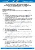 Hướng dẫn giải bài 1 trang 198 SGK Lịch sử 12