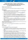 Giải bài Nhân dân Việt Nam kháng chiến chống pháp xâm lược (từ năm 1858 đến trước năm 1873) SGK Lịch sử 11