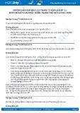 Hướng dẫn giải bài 1,2,3 trang 73 SGK Lịch sử 11