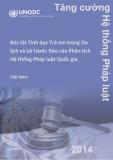 Báo cáo Bóc lột Tình dục Trẻ em trog Du lịch và Lữ hành: Báo cáo phân tích Hệ thống Pháp luật Quốc gia Việt Nam