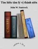 Ebook Tìm hiểu tâm lý vị thành niên - John W. Santrock