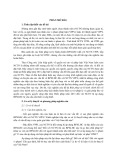 Tiểu luận: Biện pháp xử lý hành chính đối với người chưa thành niên vi phạm pháp luật
