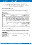 Hướng dẫn giải bài 1,2,3 trang 136 SGK Lịch sử 11