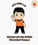 Tiểu luận cuối khóa: Phòng chống bạo lực học đường ở trường THCS Lý Tự Trọng thành phố Trà Vinh - tỉnh Trà Vinh