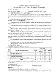 Giáo trình Bảo dưỡng và sửa chữa hệ thống di chuyển - Cao đẳng nghề Đắk Lắk