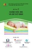 Sổ tay 2: Chăm sóc mẹ và bé sơ sinh