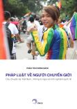 Phân tích chính sách pháp luật về người chuyển giới: Câu chuyện tại Việt Nam, những lo ngại và kinh nghiệm quốc tế