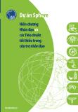 Dự án Sphere: Hiến chương nhân đạo và các tiêu chuẩn tối thiểu trong cứu trợ nhân đạo