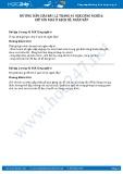 Hướng dẫn giải bài 1,2 trang 41 SGK Công nghệ 6