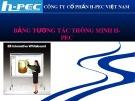 Bảng tương tác thông minh H-PEC