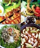 Giáo trình Văn hóa ẩm thực Việt Nam