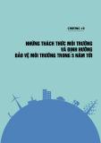 Chương 10: Những thách thức môi trường và định hướng bảo vệ môi trường trong 5 năm tới