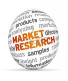 Tóm tắt một số loại nghiên cứu thị trường