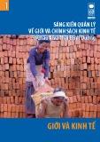 Ebook Sáng kiến quản lý về giới và chính sách kinh tế ở Châu Á và Thái Bình Dương: Giới và Kinh tế