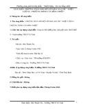 SKKN: Phương pháp giải một số dạng bài tập  nhiệt lượng - phương trình cân bằng nhiệt