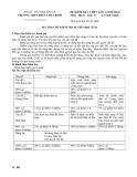 Đề kiểm tra 1 tiết môn Địa lí lớp 11 năm 2016 - THPT Phan Chu Trinh (Lần 2)