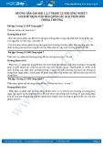 Giải bài Cách sử dụng vào bảo quản các loại phân bón  thông thường SGK Công nghệ 7