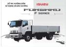 Sổ tay hướng dẫn sử dụng và bảo dưỡng Isuzu Forward F Series