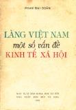 Ebook Làng Việt Nam: Một số vấn đề kinh tế xã hội