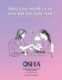 Sống khỏe mạnh và an toàn khi làm nghề Nail: Hướng dẫn cho nhân viên tiệm Nail
