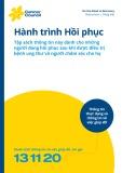 hành trình hồi phục: tập sách thông tin này dành cho những người đang hồi phục sau khi được điều trị bệnh ung thư và người chăm sóc cho họ