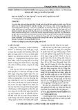 Nhân giống cây Đảng sâm (Codonopsis javanica (Blume) Hook. f. et. Thomson) bằng kỹ thuật nuôi cấy mô