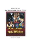 Ebook Sự khác biệt giữa văn hóa đại chúng và thực tế ở Mỹ