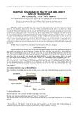 Khai thác dữ liệu ảnh độ sâu từ cảm biến Kinect: Sửa lỗi và ứng dụng