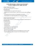 Giải bài Vai trò và nhiệm vụ phát triên chăn nuôi SGK Công nghệ 7