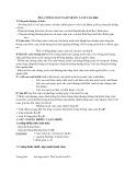 Đề cương ôn tập HK 1 môn Vật lý 8