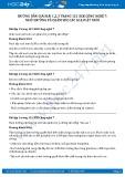 Hướng dẫn giải bài 1,2,3 trang 121 SGK Công nghệ 7