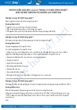 Giải bài Bảo vệ môi trường và nguồn lợi thuỷ sản SGK Công nghệ 7