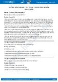 Giải bài Hình chiếu SGK Công nghệ 8