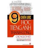 Ebook 9 chiến lược học tiếng Anh thành công cho người Việt