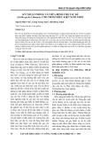 Kỹ thuật phòng và chữa bệnh cho tắc kè (Gekko geckoLinnaeus, 1758) trong điều kiện nuôi nhốt