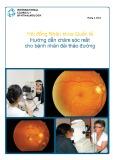 Hướng dẫn chăm sóc mắt cho bệnh nhân đái tháo đường: Hội đồng Nhãn khoa Quốc tế