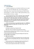Đề tài: Mối nguy hại do hàm lượng nitrit trong nước ở thị trấn Yên Lạc, Yên Lạc, Vĩnh Phúc