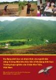 Ebook Đa đạng sinh học và nhận thức của người dân sống ở vùng đệm khu bảo tồn về đa dạng sinh học: Trường hợp nghiên cứu ở bản Khe Trăn, Việt Nam - Phần 1