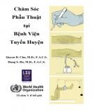 Ebook Chăm sóc phẫu thuật tại bệnh viện tuyến huyện - Phần 2