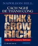 Ebook Cách nghĩ để thành công - Phần 2