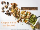 Lecture Street foods - Chapter 3: Fish and seafood