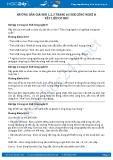 Giải bài Vật liệu cơ khí SGK Công nghệ 8