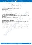 Hướng dẫn giải bài 1,2 trang 91 SGK Công nghệ 8