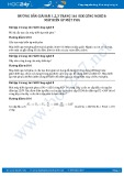Giải bài Máy biến áp một pha SGK Công nghệ 8