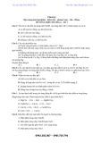 Tổng hợp trắc nghiệm chương 6: Đại cương kim loại, Kiềm – kiềm thổ – nhôm, Crom – Sắt – Đồng